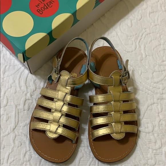3c4efeca1440 Gold Leather Gladiator Sandals